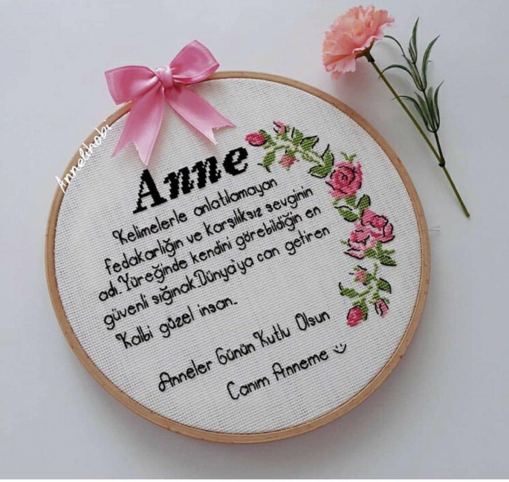 Anneler Günü etkileyici mesajları