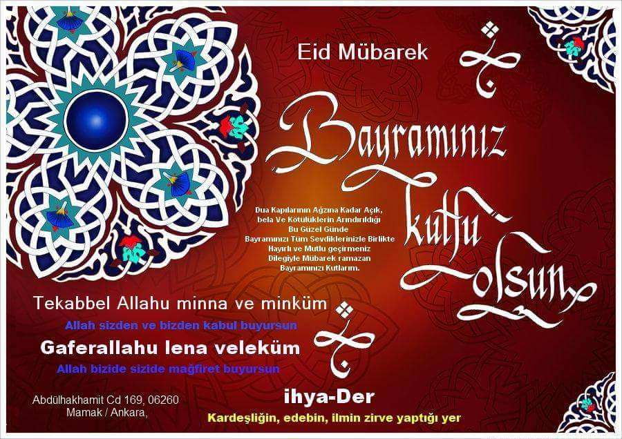 En iyi Ramazan Mesajları