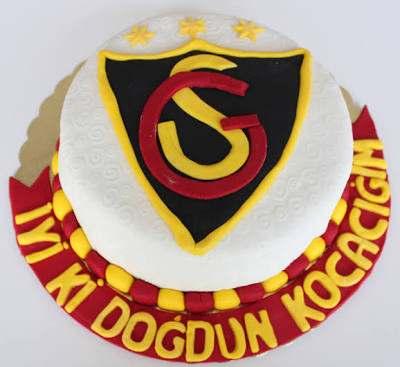 Galatasaray doğum günü pasta resimleri