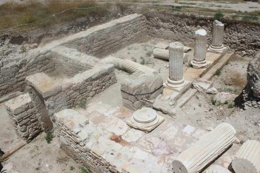 Denizli Tripolis Antik Kenti Hakkında Bilgi