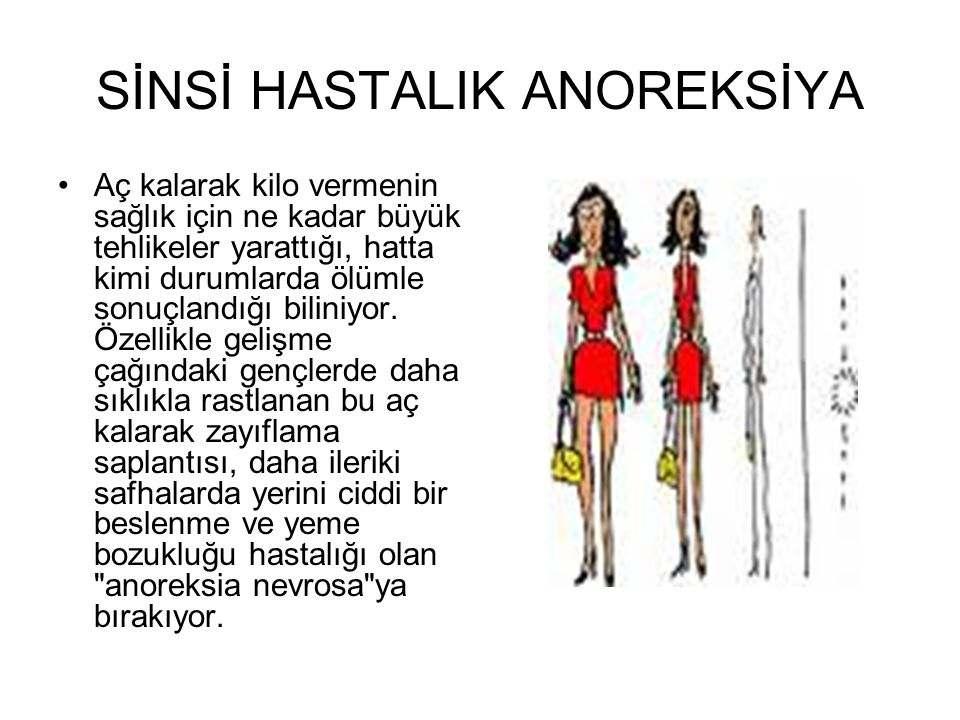 Anoreksiya Hastalığı Nedir, Tedavisi, Nedenleri