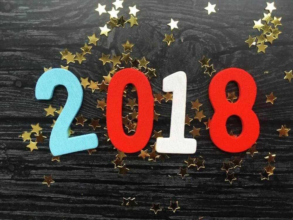2018 Yeni yıl Resimli Mesajlar