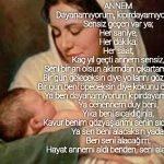Anneye Özlem Şiiri