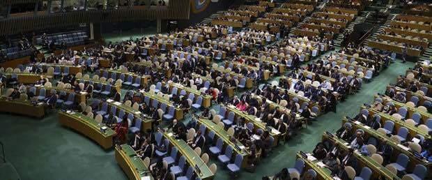 BM Genel Kurulu Kudüs Oylaması