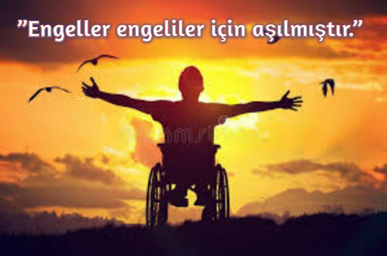 Engelliler Haftası Sloganları