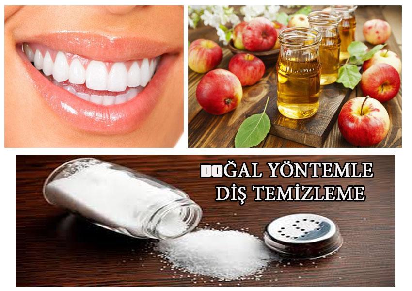 evde doğal-yöntem ile diş temizliği yapma