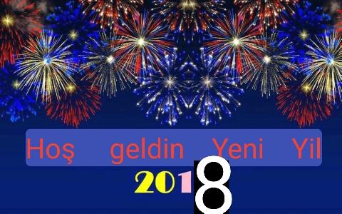 Yeni Yıl Mesajları Kısa 2018