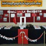 18 Mart Çanakkale Savaşı Pano Çalışmaları