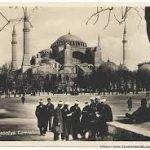 1 Şubat Ayasofya Camii Müzeye çevrildi