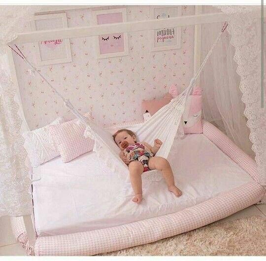 Bebeklere Ev içinde Salıncak Modelleri