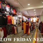 Galatasaraylı taraftarların başlatmış olduğu yellow Friday sloganı