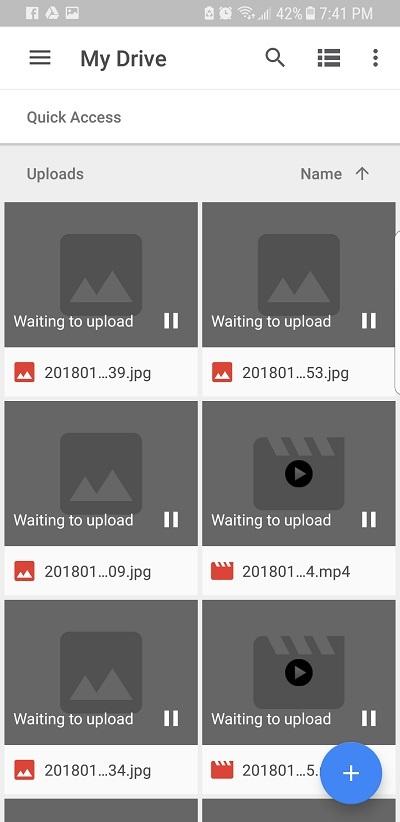 Google Drive Saatlerce yükleme Hatasının Çözümü