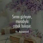Hazreti Muhammed (s.a.v )Sözleri