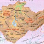 İç Anadolu Bölgesi Yüzey Şekilleri Kısaca