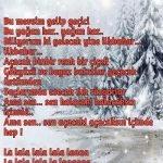 Kar şarkı sözleri