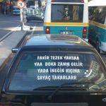Komik Araba Arkası Yazıları