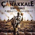 18 Mart Çanakkale Savaşı ile ilgili Mesajlar