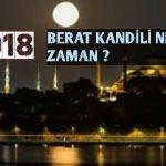 Berat Kandili Nezaman 2018