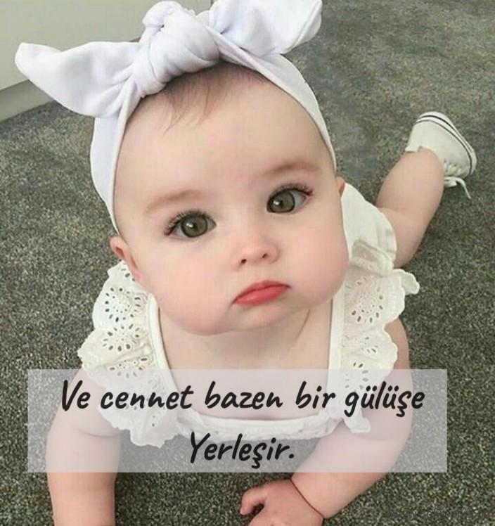 Tatlı bebek sözleri