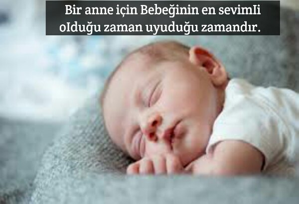 Bebekler ile ilgili Anlamlı Sözler