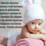 Yeni Doğan Bebeklere Tebrik Sözleri