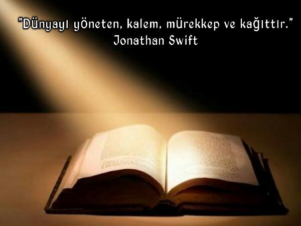 Kitap ile ilgili anlamlı sözler