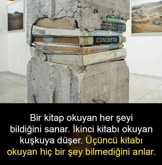 Kitap okuyanlar ile ilgili sözler