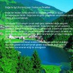 Doğanın önemini anlatan yazılar