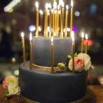 Doğum günü tekli pasta resimleri