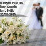 Evlilik yıldönümü en güzel sözler