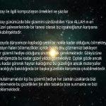 Uzay ile ilgili yazılar