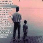 Babayı anlatan yazılar