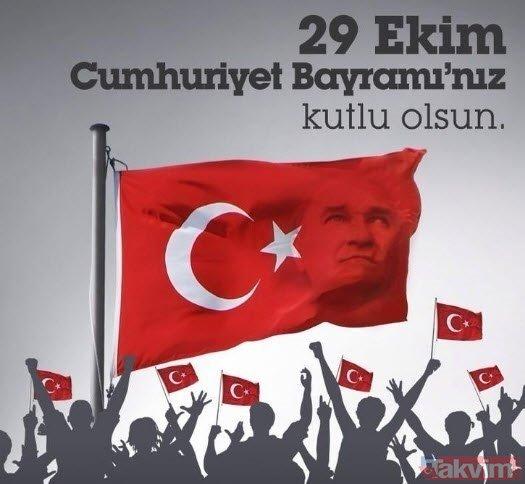 29 ekim resimli kutlama mesajı facebook