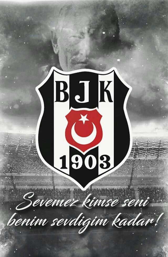 Beşiktaş sevgisi resimli sözler