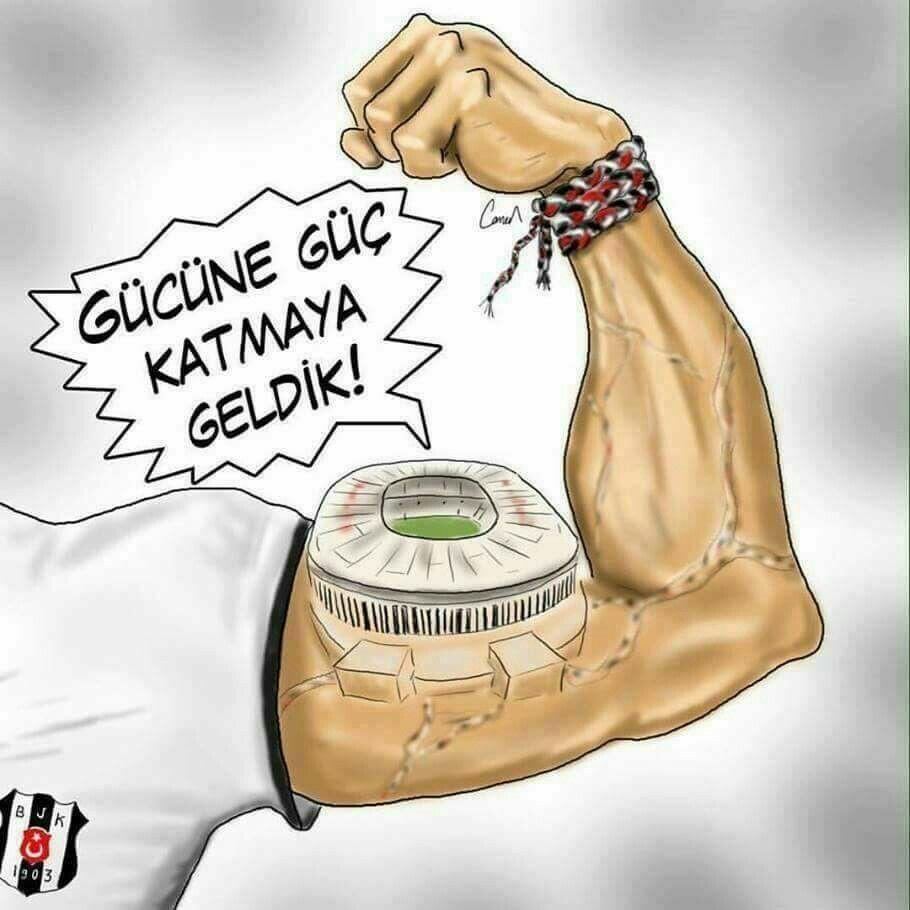 Beşiktaş sözleri instagram