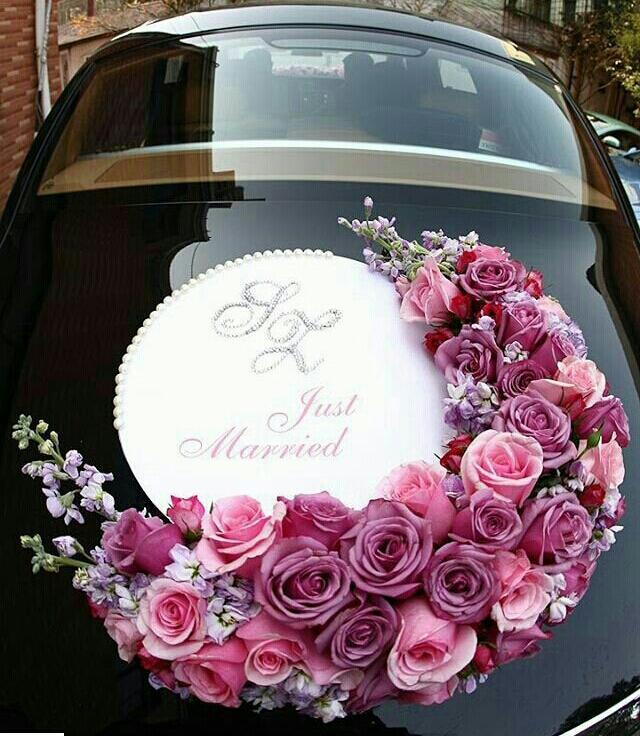 En Güzel Gelin Arabası Süsleme Resimleri örnek