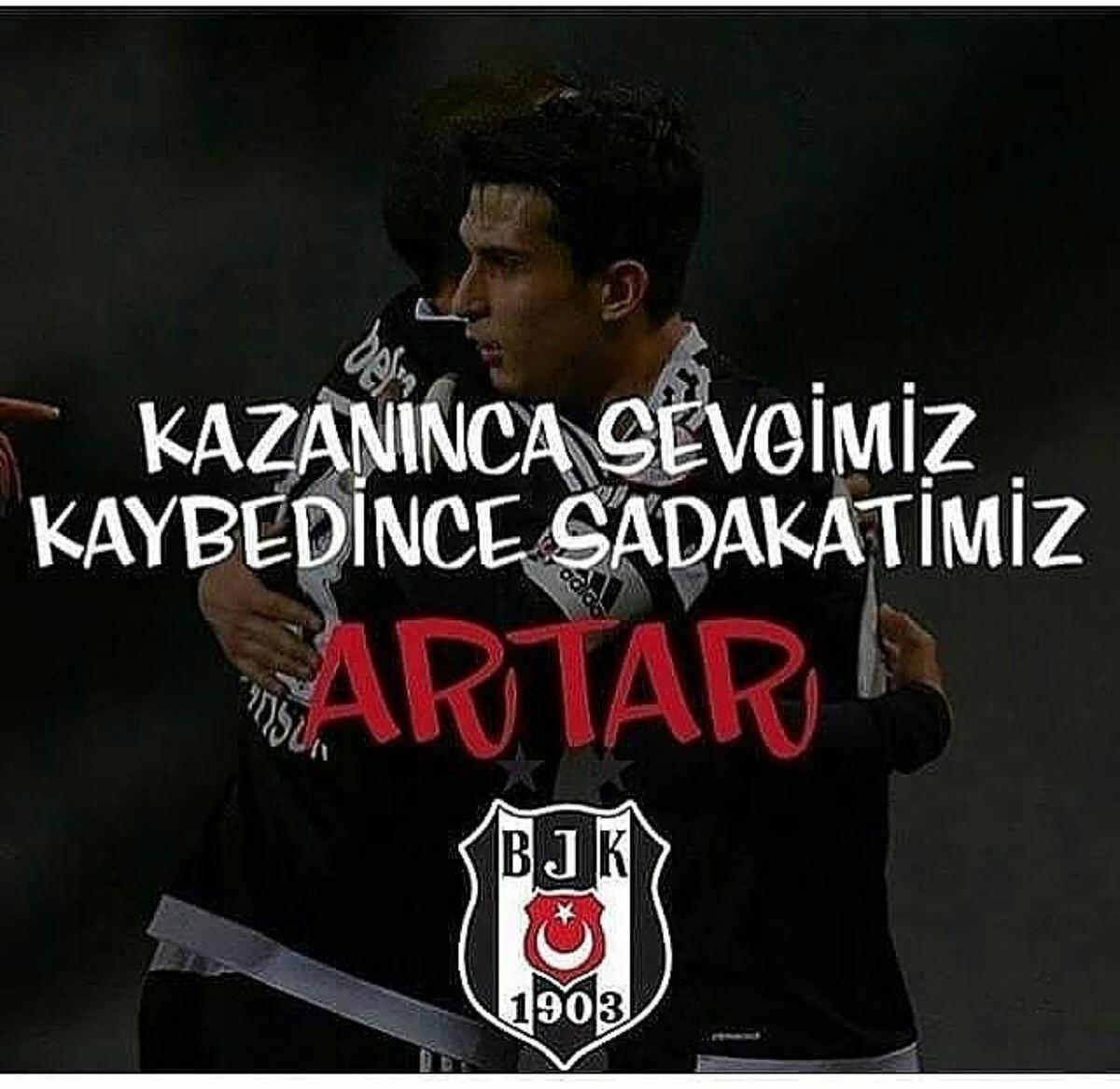 Resimli Beşiktaş Sözleri
