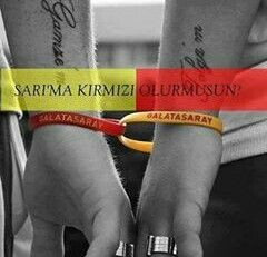 Resimli Galatasaray Sözleri