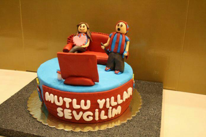 Trabzonspor Doğum Günü Pasta Resimleri
