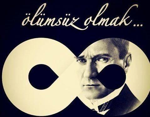 10 kasım 1938 Atatürk anma mesajları resimli