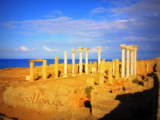 Apollonia Türkiyenin turistlik yeri hakkında bilgi