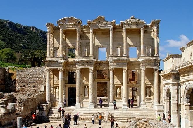Efes Artemis Tapınağı Nerede ve Hakkında kısa bilgi