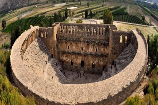 Aspendos (Belkıs) Nerede ve Hakkında kısa bilgi