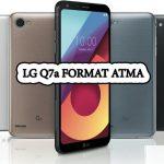LG Q7a TELOFON sıfırlama