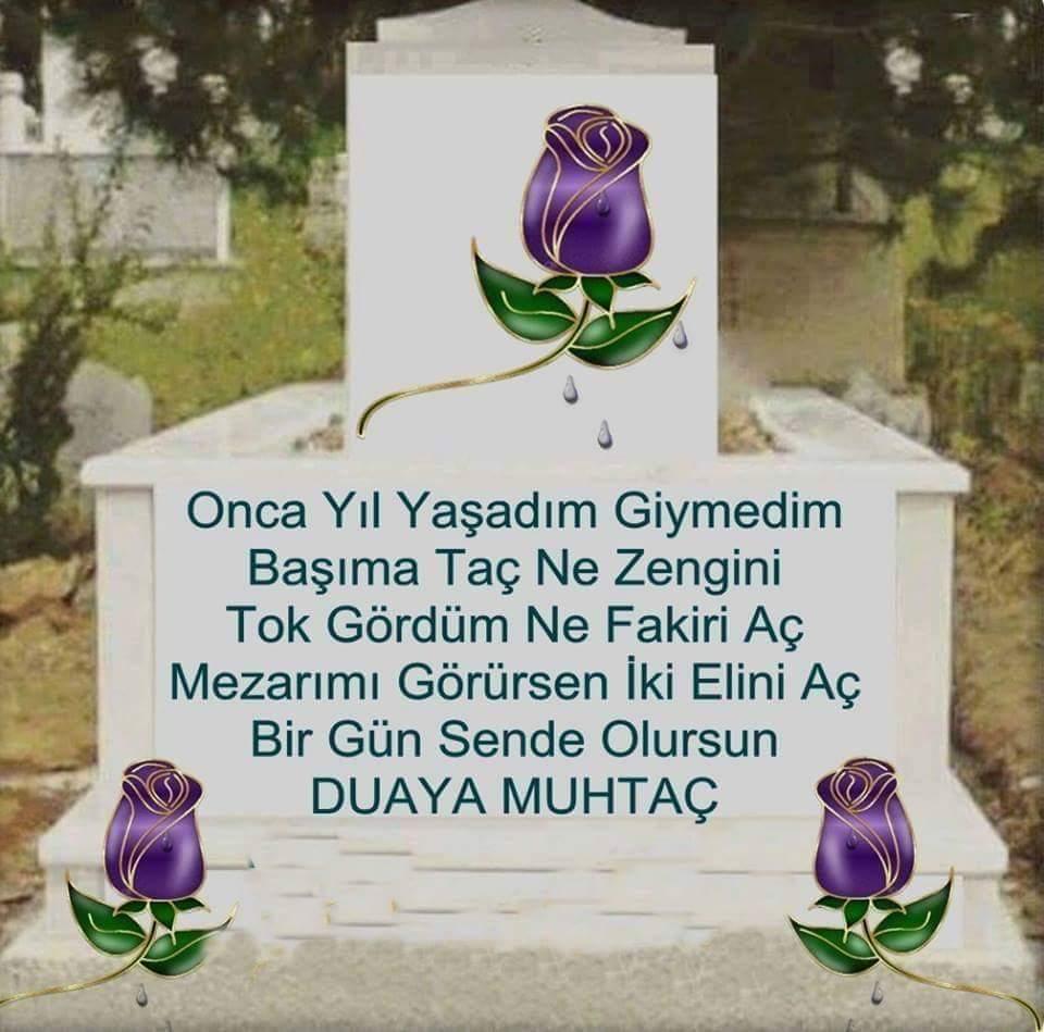 Mezar taşı mesajları