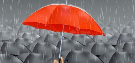 Şemsiye mesajları