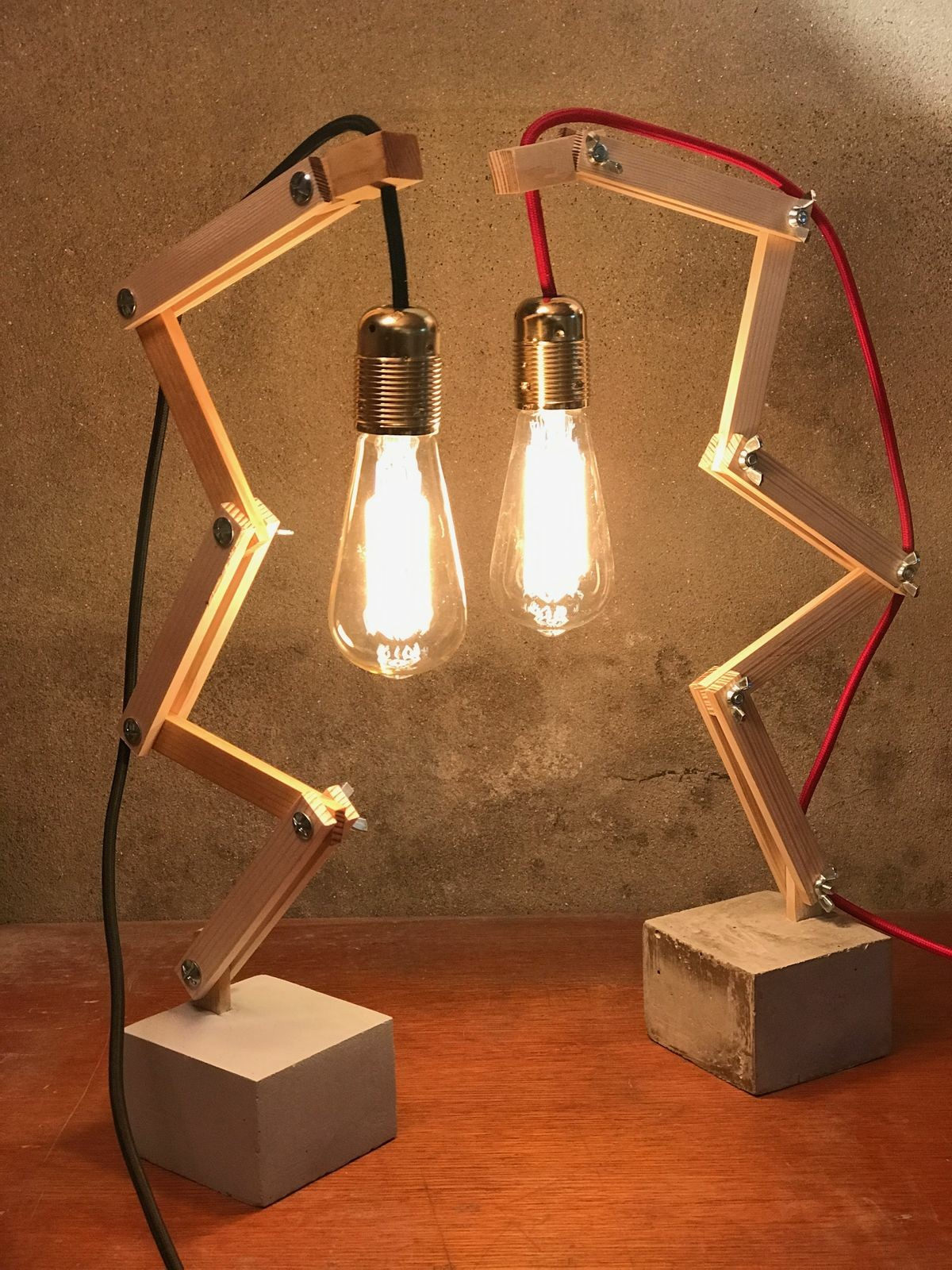En güzel ahsap masa lambasi fikirleri www.cokiyiabi.com