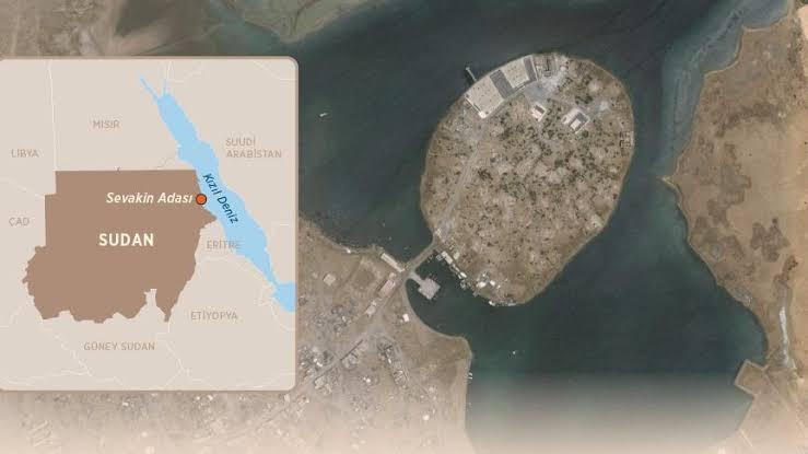 Sudan sevakin adası bilgiler