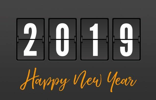 2019 yılı en güzel yeni yıl mesajları tebrik kartları
