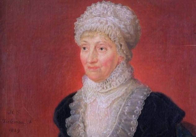 Caroline Herschel almanya doğumlu